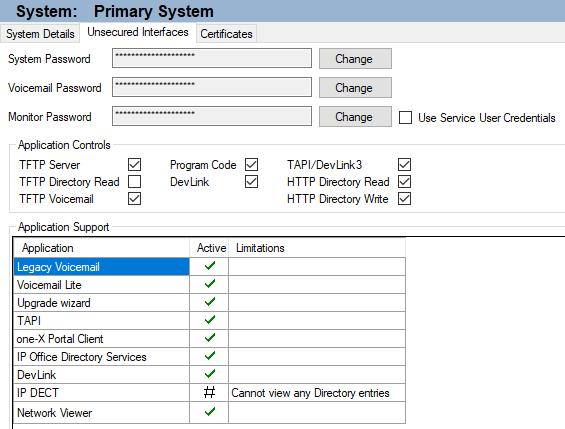 IP Office 10 x SIP [DuVoice]