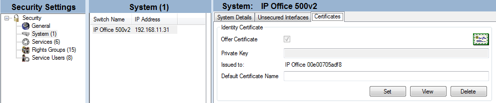 IP Office 9 using SIP Extensions [DuVoice]